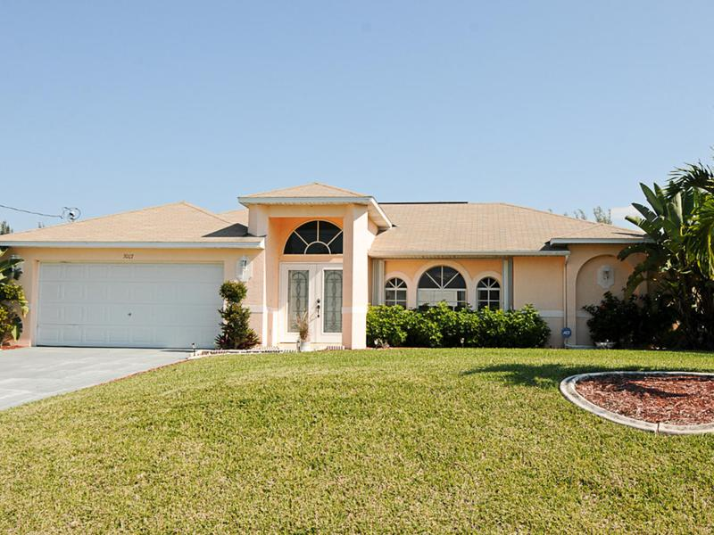 Vacation home Cape Coral
